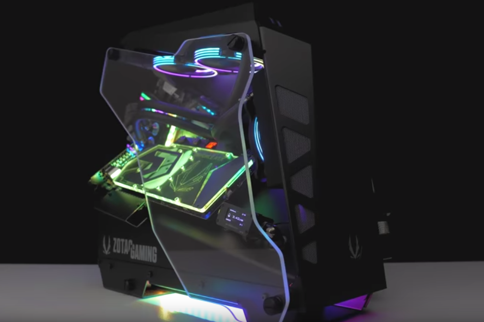 Zotac Gaming PC Build For Computex 2019