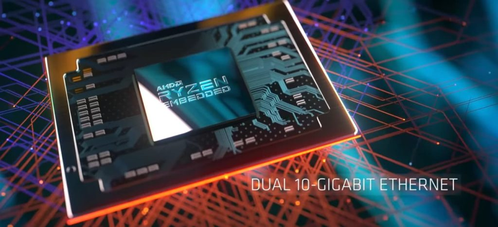Dual 10-Gigabit Ethernet