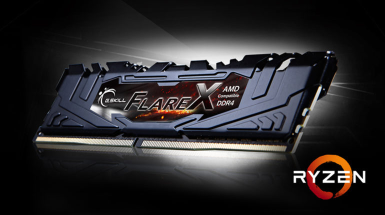 FlareX-Amd Compatible Memory