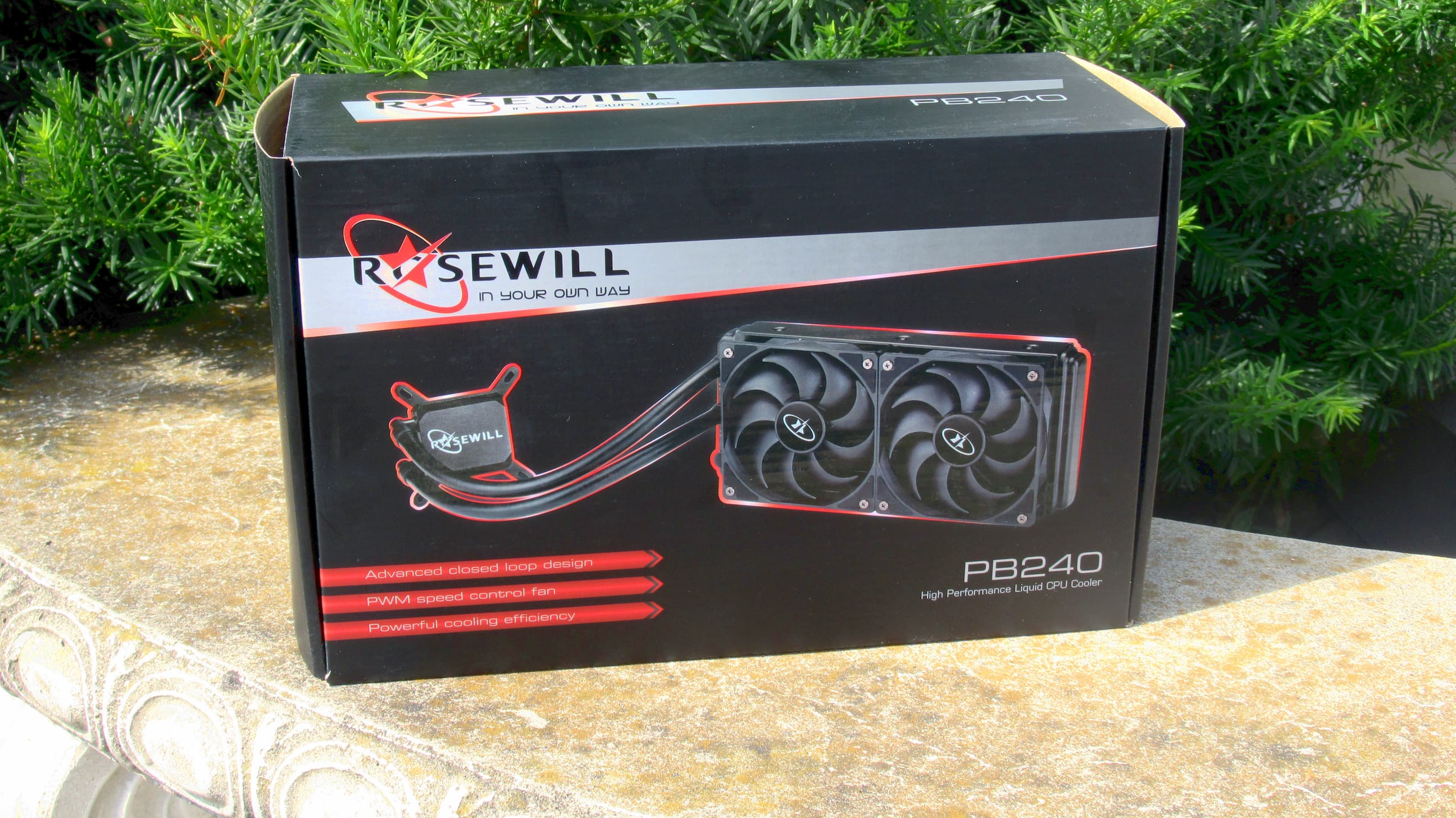 Rosewill PB240 Liquid AIO