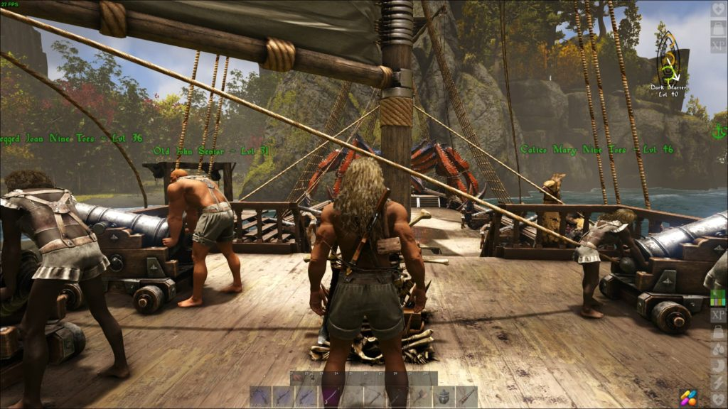 Playing Atlas Online on Linux