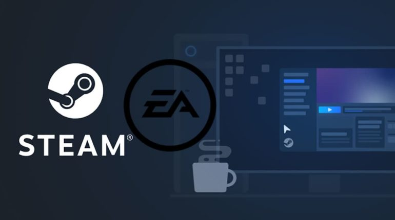 Electronic Arts Partners With Valve (Steam)