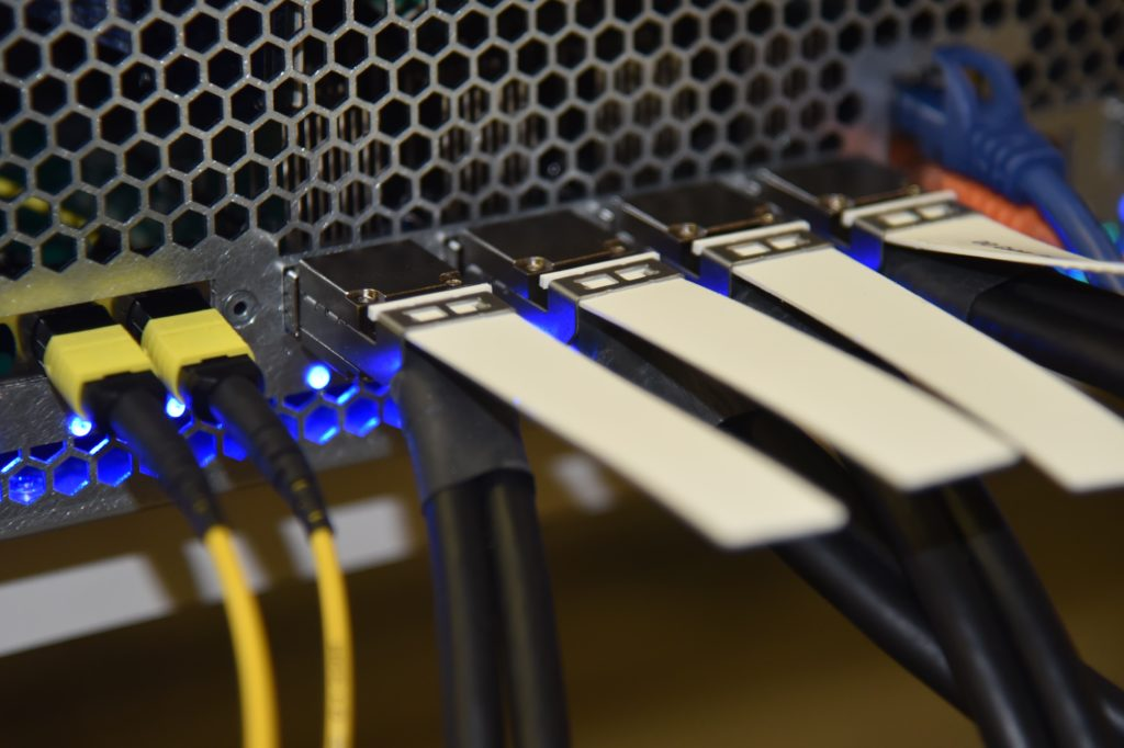 Intel's Co-packaged optics Ethernet Switch