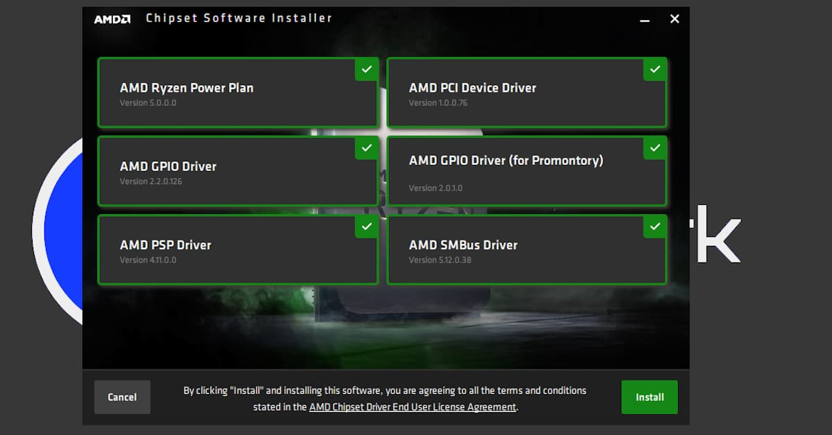 Amd Ryzen Chipset Driver Release Notes 2 04 04 111 Urbandork