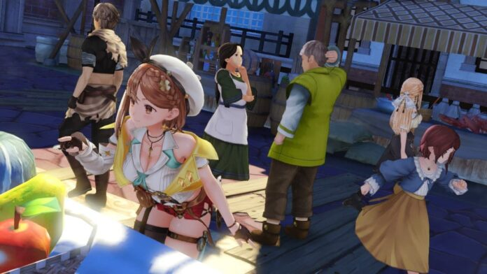 Atelier Ryza 2- Lost Legends & the Secret Fairy out today on PC