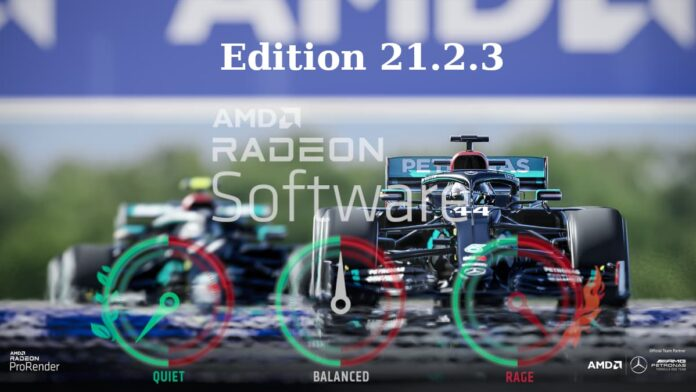 AMD Adrenalin Driver version 21-2-3 Release Notes