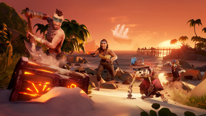 Sea of Thieves release notes version 2.0.21.1