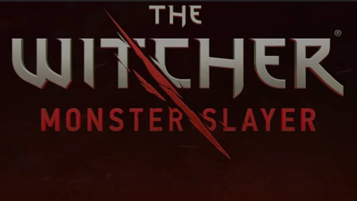 The Witcher-Monster Slayer